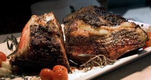 Malaysia  Kuala Lumpur: Culinary; roasted beef Royalty Free Stock Photos