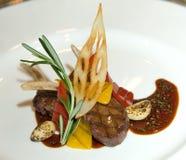 Malaysia  Kuala Lumpur: Culinary: roasted lamb Royalty Free Stock Images