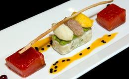 Malaysia  Kuala Lumpur: Culinary; Salmon Royalty Free Stock Image