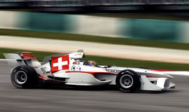 Malaysia, Kuala Lumpur: Sepang A1 racing 2005 nove Royalty Free Stock Photography