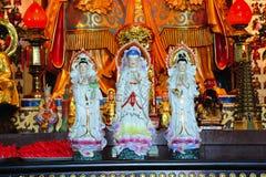 Malaysia Kuala Lumpur: Thean Hou temple Royalty Free Stock Photo