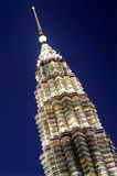 Malaysia; Kuala lumpur; twin towers Royalty Free Stock Photos