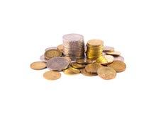 Malaysia-Münze Stockfotografie