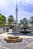 malaysia moskénational Arkivbild