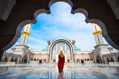 Malaysia Mosque Royalty Free Stock Images