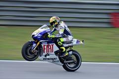 Malaysia MotoGP 2009 Fotos de Stock Royalty Free