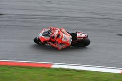 Malaysia motogp 2011 Royalty Free Stock Photos