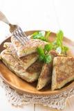 Malaysia muslim food murtabak Stock Photos