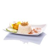 Malaysia Nasi Lemak II Stock Images