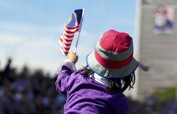 Malaysia National Day Celebration Royalty Free Stock Images