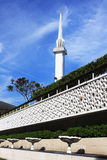 Malaysia National Mosque Royalty Free Stock Photo