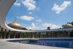 Malaysia-Nationaldenkmal in Kuala Lumpur Stockbild