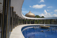 Malaysia-Nationaldenkmal in Kuala Lumpur Lizenzfreie Stockfotos
