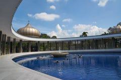 Malaysia-Nationaldenkmal in Kuala Lumpur Lizenzfreie Stockbilder
