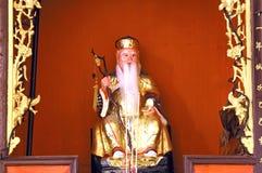 Malaysia, Penang: Chinese temple Royalty Free Stock Image