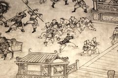 Malaysia, Penang: Chinesischer Tempel lizenzfreies stockbild