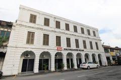 Malaysia Penang street view Royalty Free Stock Photography
