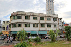 Malaysia Penang street view Royalty Free Stock Images