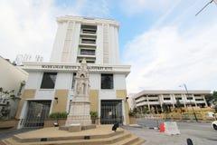 Malaysia Penang street view Royalty Free Stock Photos