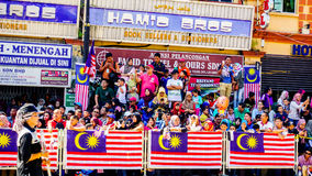 Malaysian People Royalty Free Stock Photography