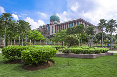 malaysia perdanaputra putrajaya Royaltyfri Bild
