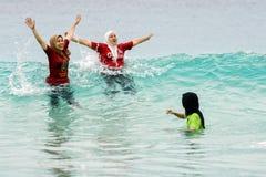 Malaysia Redang ö Pasir Panjang Royaltyfria Bilder