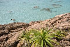 Malaysia Redang Island Pasir Panjang Royalty Free Stock Photo