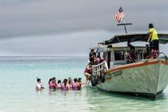 Malaysia Redang Island Pasir Panjang Royalty Free Stock Image