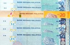 Malaysia ringgit Stock Image