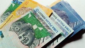 Malaysia Ringgit Stock Photo