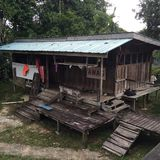 Malaysia Sarawak Royaltyfria Bilder