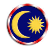 Malaysia shield Stock Images