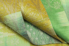 Malaysia Songket Stock Images