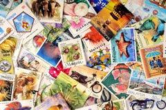 Malaysia Stamps Stock Photos