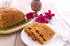 Malaysia steamed cake Royalty Free Stock Photography