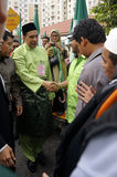 Malaysia 13th riksdagsval Arkivfoto