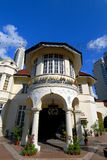 The Malaysia Tourism Centre. (MaTiC) is located at Jalan Ampang, Kuala Lumpur, Malaysia, which is both an architectural and historical landmark. Built in 1935 Royalty Free Stock Image