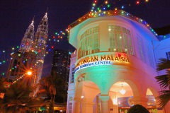 Malaysia Tourism Centre (MaTIC). The Malaysia Tourism Centre is a world-class one-stop tourist centre for foreign and local tourists through various services and Stock Image