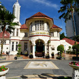 Malaysia Tourism Centre. The Malaysia Tourism Centre is a world-class one-stop tourist centre for foreign and local tourists through various services and Stock Photos