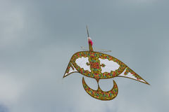 Malaysia traditional kite Royalty Free Stock Photography
