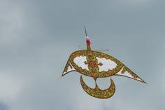 Malaysia traditional kite Royalty Free Stock Photography