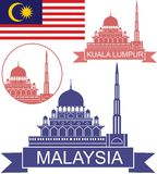 Malaysia Royalty Free Stock Photos