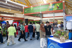 Malaysian Agriculture and Agrotourism Show Stock Photo