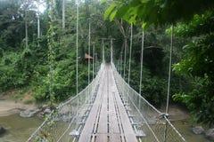 Malaysian bridge Royalty Free Stock Images