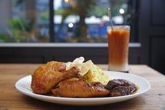 Malaysian cuisine Stock Photos
