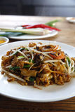 Malaysian cuisine, rice noodle Royalty Free Stock Photography