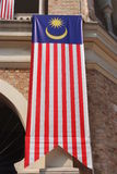 Malaysian flag Stock Photos