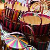 Malaysian Handicrafts Stock Images