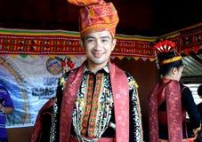 Malaysian man Royalty Free Stock Photo