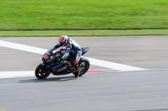 Malaysian Moto GP 2013 - Danilo Petrucci Royalty Free Stock Photo